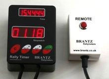 Brantz Rally Timer Plus BR32+